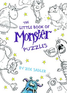 The Little Book of Monster Puzzles_front